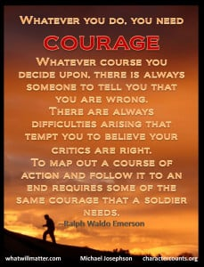 ... QUOTES: All About Courage — 64 Great Quotes on the Nature of Courage