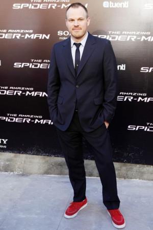 Marc Webb Marc Webb attends quot The Amazing Spider Man quot premiere ...