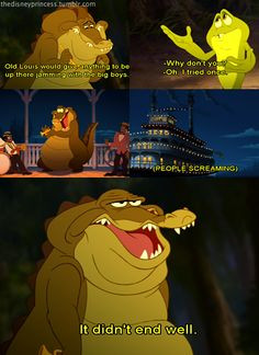 disney frog quotes disney princess and the frog quote screencaps ...