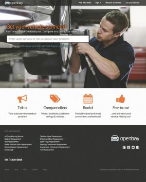 Openbay launches marketplace online for auto repair quotes