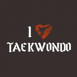 Love Taekwondo by MichaelAGN