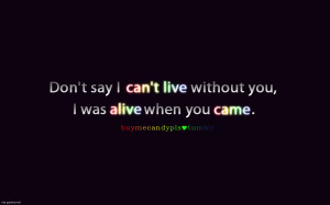 ... You, Funny Can't Live Without You, Funny Miss You, Funny Missing Quote