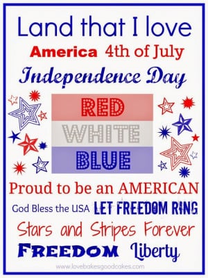 great 4th of july quotes quotesgram. Black Bedroom Furniture Sets. Home Design Ideas