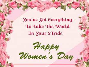 international women s day quotes