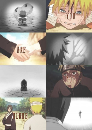 understand your loneliness. tags: naruto gaara sora
