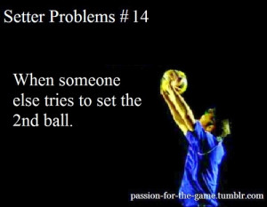volleyball Setter Sayings View Original Image