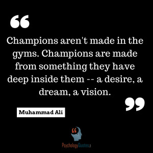 champions aren t made in the gyms champions are made from something ...