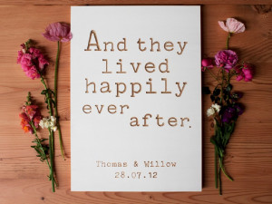 Happily Ever After Quotes