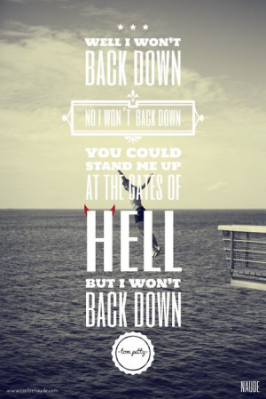 ... Tom Petty Music, Inspiration, Typo Design, Quotes, Tom Petty, Design