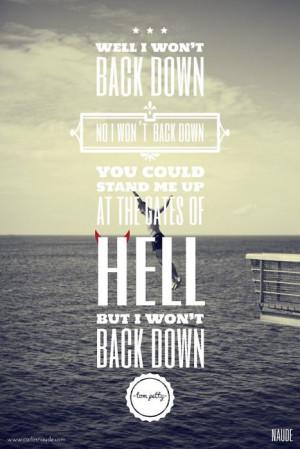 ... Tom Petty Music, Inspiration, Typo Design, Quotes, Tom Petty, Design