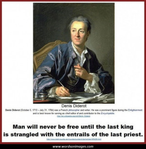 The life and works of denis diderot