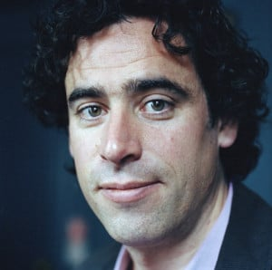 the thing is I can accept Stephen Mangan being the Doctor.