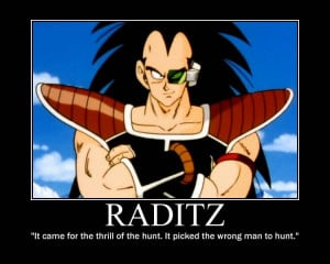 Dragon Ball Z Quotes Inspirational ~ Anime Motivational Posters by ...