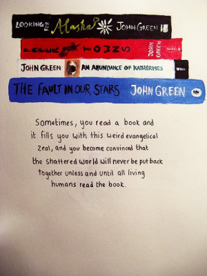 John Green Book Quotes John green quote as well as
