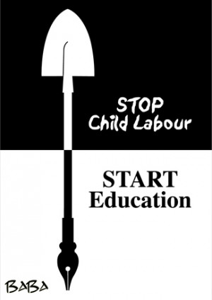 Child Labour by NickyBaBa