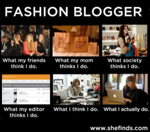 What Fashion People Do