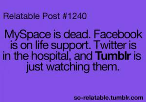 true true story twitter facebook my life life quotes myspace so true ...
