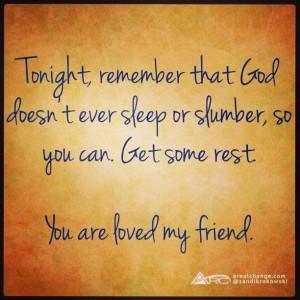 Sleep well. www.gingergarfield.com