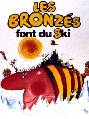 1979 - Les bronzés font du ski de Patrice Leconte