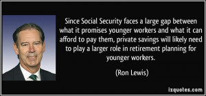 Security faces a large gap between what it promises younger workers ...