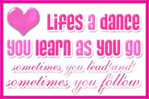 love dance quotes! words-to-live-by