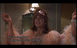 ... Foo Thanks for Everything, Julie Newmar, 1995 (dir. Beeban Kidron