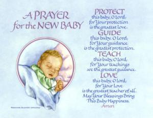 Prayer for Sick Baby Boy