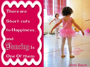 Ballet Quotes Wallpaper - HD Wallpapers