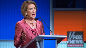 Carly Fiorina's Top Moments from the GOP Forum
