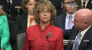 Gabby Giffords Quotes and Sound Clips