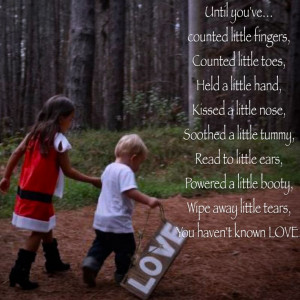 Mommy quotes Big sister little brother