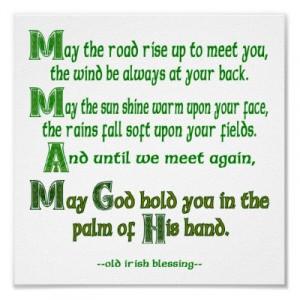 irish blessings irish sayings irish blessing for courage irish wedding