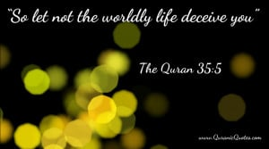 quotes from quran about life
