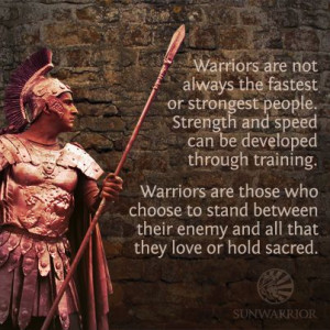 warriors #quotes