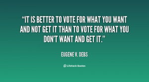 Quotes About Not Voting