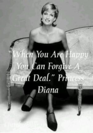 Princess Diana, a true princess, a great loss to the world.
