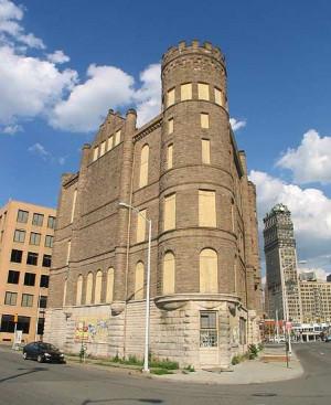 gar A Secret Tour: Detroits Forgotten Architectural Landmarks Building ...