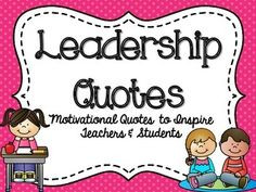 Leader In Me 7 Habits Leadership Quotes