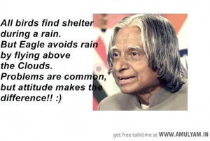 Great quote by Abdul Kalam - Vinay