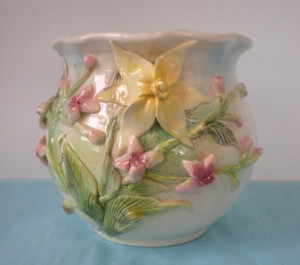 Beautiful Floral Pottery by Lark Roderigues   Inspirational quotes at ...