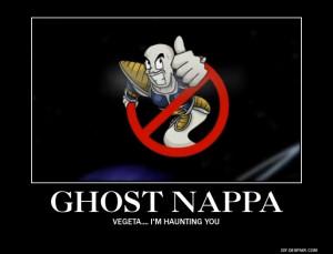 DBZ ABRIDGED GESTURES! BEST OF NAPPA! contents