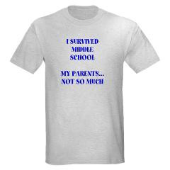 8th grade graduation t-shirt, funny