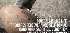 Famous Quotes Nfl Football Coaches ~ football-is-like-life-credit-
