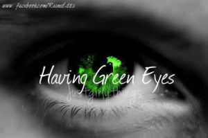 people with green eyes quotes - Google Search