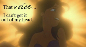 The Little Mermaid Tumblr Quotes