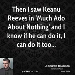 Leonardo Dicaprio Quote...