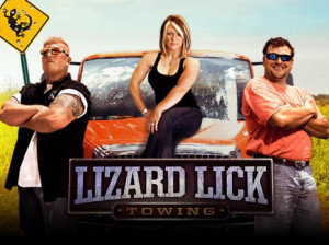 LIZARD LICK TOWING ONLY ON truTV MONDAY NIGHTS 9:30PM EST