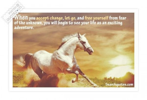 Accept change quote