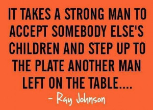 It Takes A Strong Man………. | The Daily Quotes