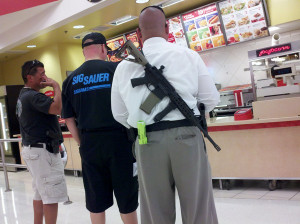 Open carry. Wild West Shit. It cost us Starbucks, but can it save your ...